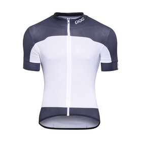 POC Raceday Climber Jersey Men nickel blue/hydrogen white